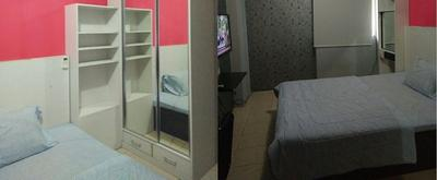 Studio Standard @ The Suites Metro By Prisma Service Apartment