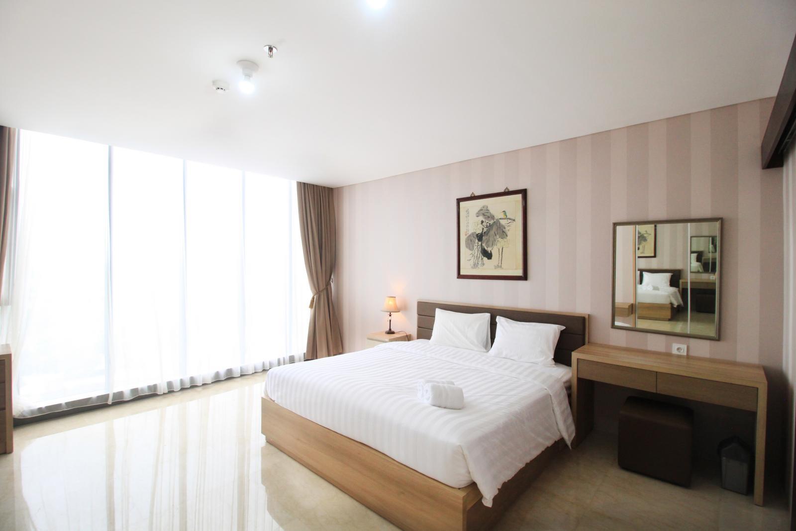 Apartemen L'Avenue Pancoran - 1BR Suite L'avenue Apartment Pancoran By Travelio