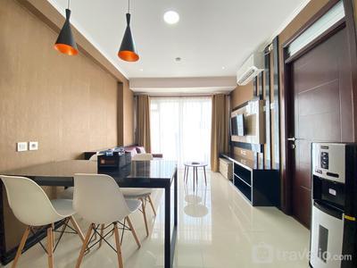Luxurious & Cozy 2BR Gateway Pasteur Apartment near Exit Toll By Travelio
