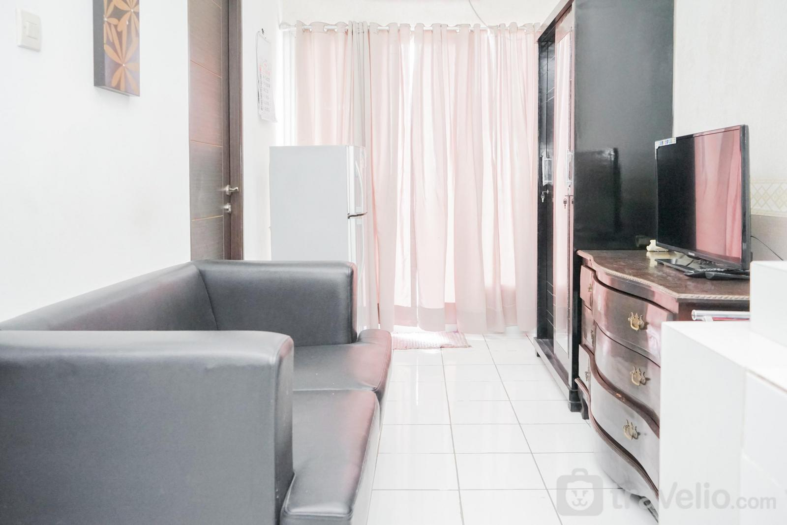 Apartemen Sky View - Delightful 2BR at Sky View Apartment Serpong near BSD By Travelio