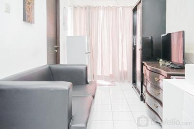 Delightful 2BR at Sky View Apartment Serpong near BSD By Travelio