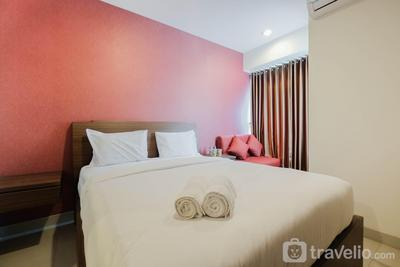 Cozy Studio Apartment at Grand Kamala Lagoon By Travelio