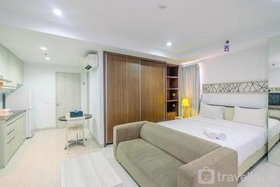Brand New Studio Room @ Azalea Apartment By Travelio