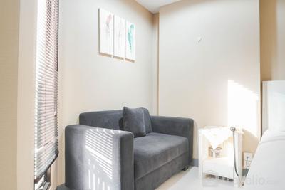 Cozy Studio Apartment with City View at Tamansari Sudirman By Travelio