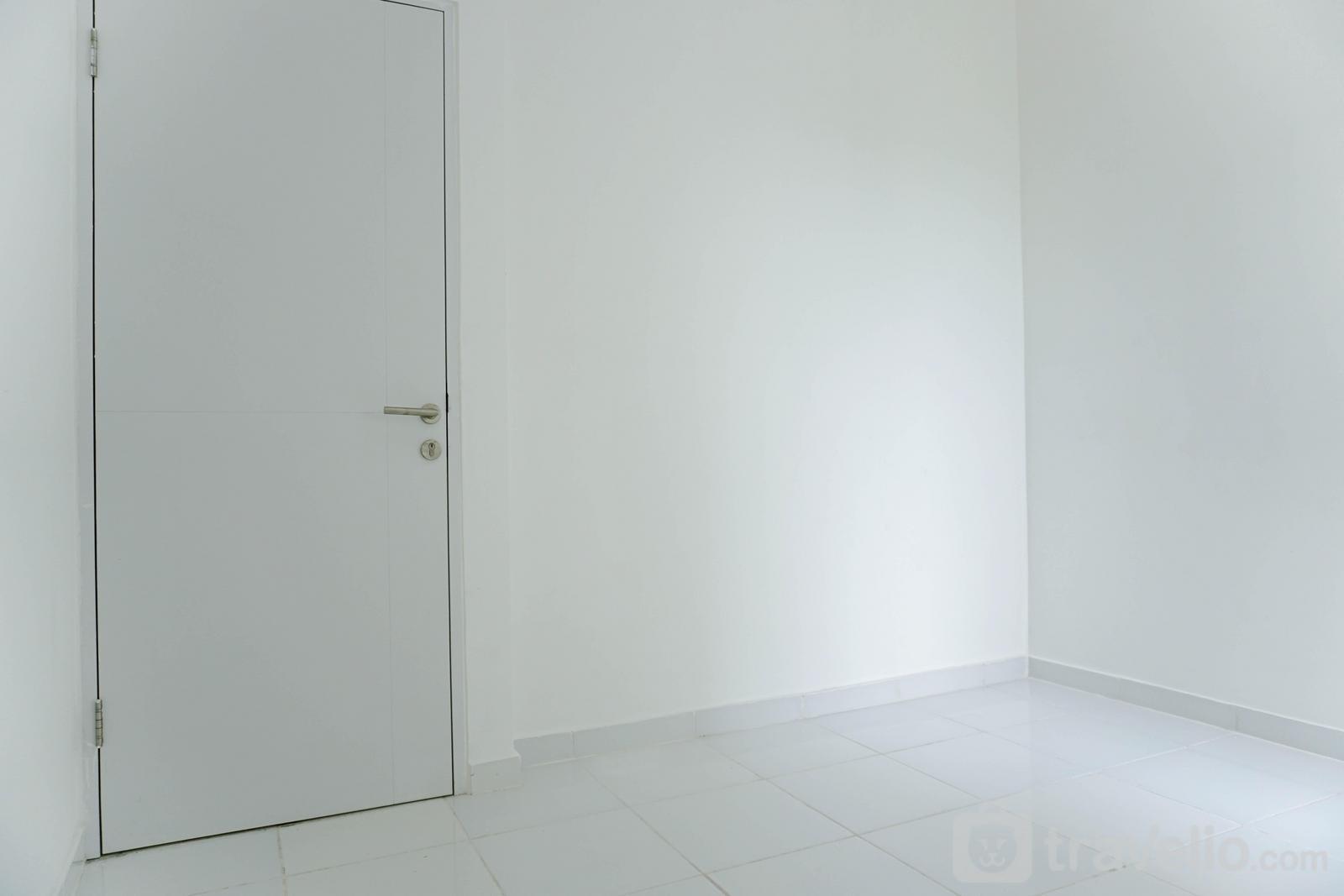 Apartemen Aeropolis Residence - Unfurnished Studio Apartment Aeropolis Residence with AC near Airport By Travelio