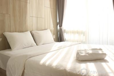 Gorgeous 1BR Apartment at Landmark Residence near 23 Paskal By Travelio