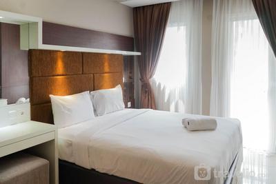 Best Price Studio Apartment at Signature Park Grande By Travelio