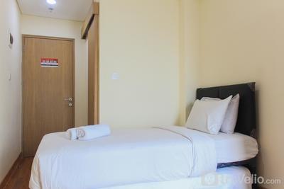 Cozy Studio Apartment at B Residence By Travelio