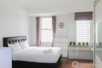 Cozy and Homey Studio Room Apartment at Silkwood Residences By Travelio