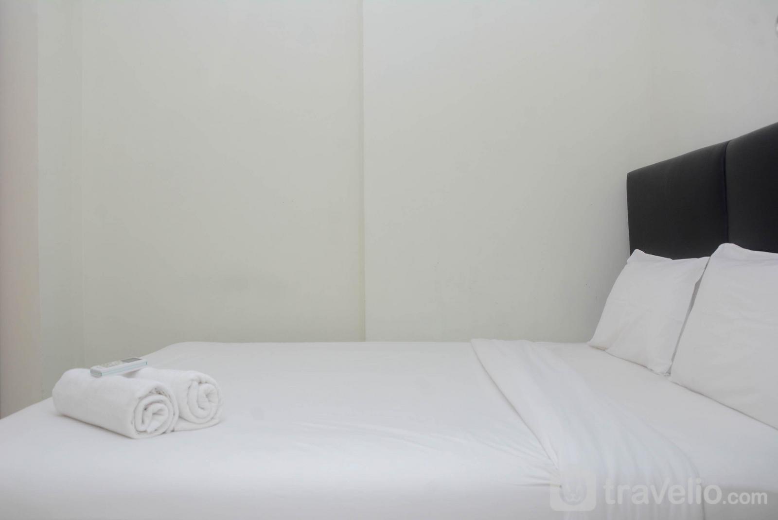 Apartemen Kalibata City - Solace 2BR at Kalibata City Apartment By Travelio