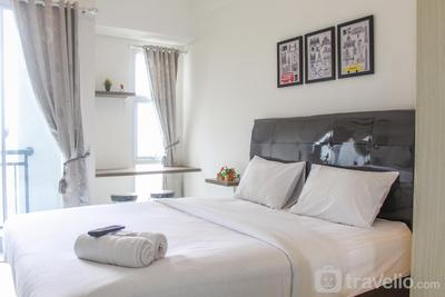 Studio @ Akasa Pure Living Apartment BSD By Travelio