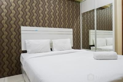 Trendy Studio Apartment at Pavilion Permata By Travelio