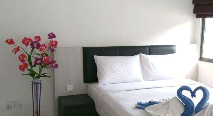Apartemen Bayerina Harbour Bay - Studio Room Bayerina Apartment At Harbour Bay