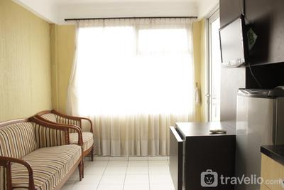 Cozy Relaxing 2BR at The Jarrdin Apartment Cihampelas By Travelio