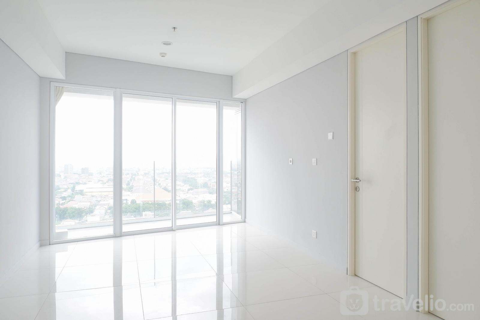 Apartemen Belleview Residence - Unfurnished Elegant 2BR Apartment with City View at Belleview Residence by Travelio