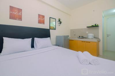 Comfy Studio Bogorienze Resort Apartment near The Jungle Fest By Travelio