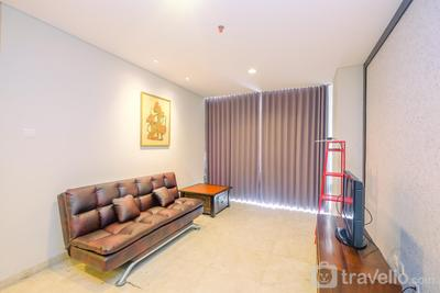 Great Choice and Spacious 3BR at The Empyreal Apartment By Travelio