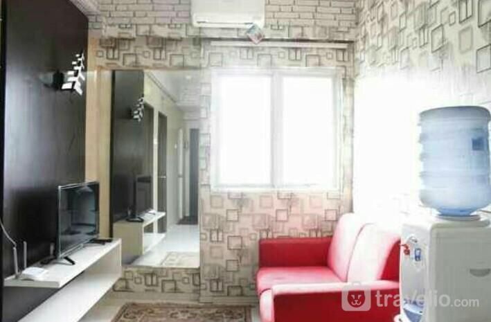 Apartemen Suites @Metro - Studio Room @ Premi Inn Suites Metro