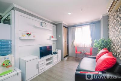 Comfy and New Furnished @ 2BR Kebagusan City Apartment By Travelio