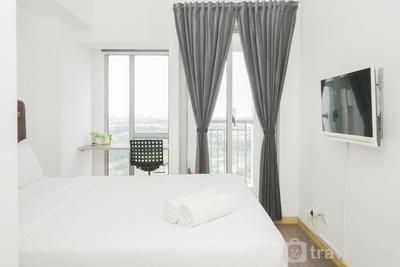 Great Choice Studio Apartment at M-Town Residence By Travelio