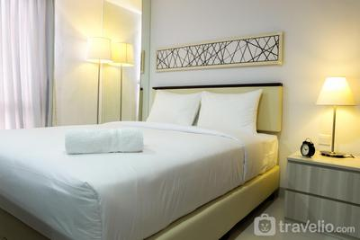 Studio Room Azalea Suites Apartment By Travelio