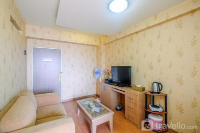 Spacious 1BR Cibubur Village Apartment By Travelio