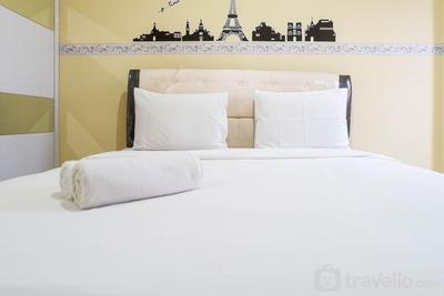 Relaxing Studio Apartment at Puncak Kertajaya By Travelio