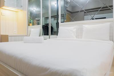 Best Value Studio Room Apartment at Educity By Travelio