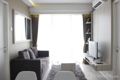 Magnificent 2BR Apartment Landmark Residence near Paskal 23 By Travelio