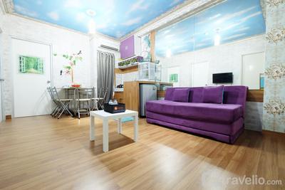 Best Price 3BR Greenbay Apartment beside Baywalk By Travelio