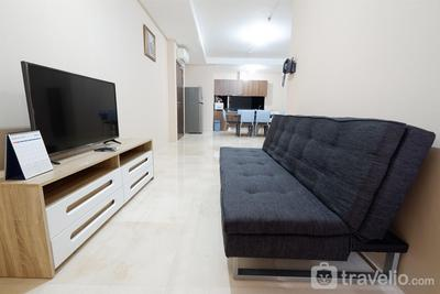 Premium Room 2BR L'avenue Apartement By Travelio