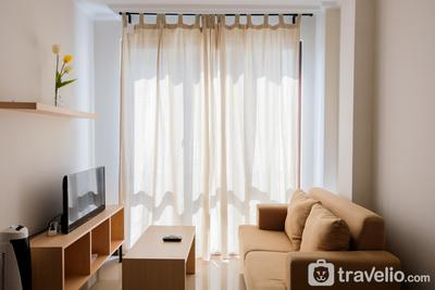 1BR Asatti Apartment at Vanya Park BSD By Travelio