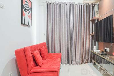 Strategic 1BR at Thamrin Executive Apartment near Shopping Center By Travelio