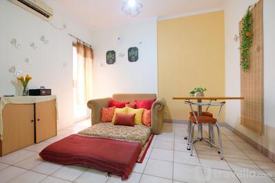 2BR Apartment @ Gading Mediterania Residence near Mall of Indonesia Kelapa Gading By Travelio
