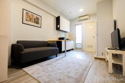 Newly Renovated Comfortable 2BR Gading Nias Residence By Travelio
