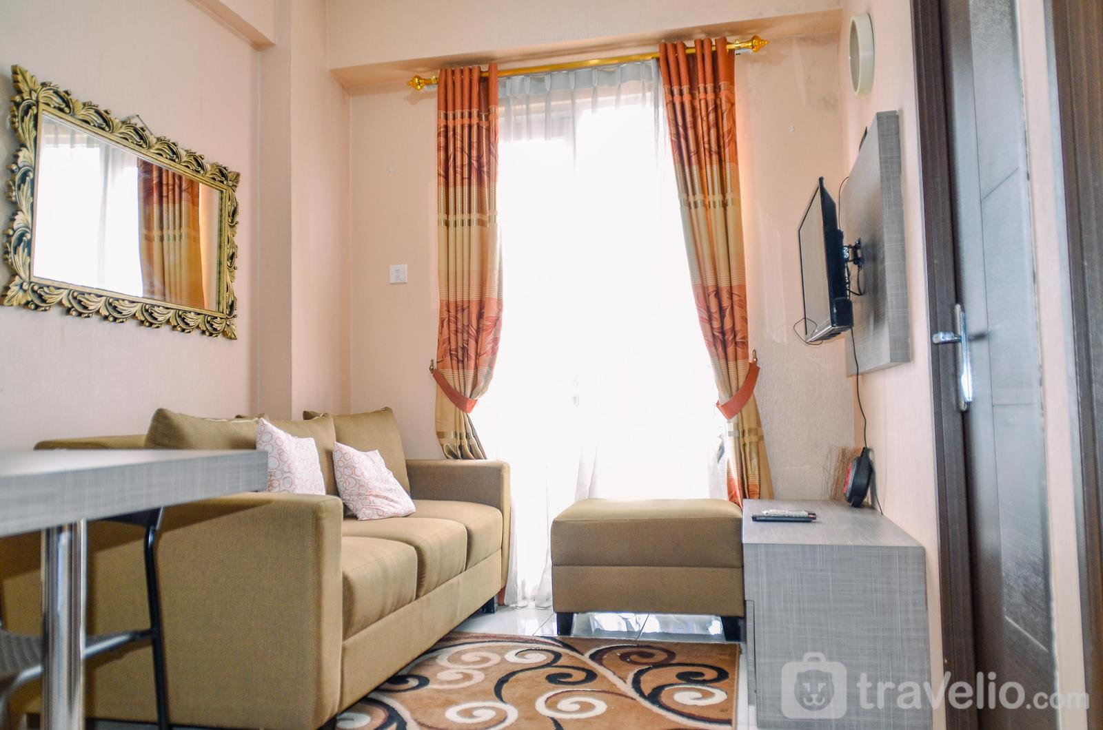 Apartemen City Light - Cozy and Simple 2BR at City Light Apartment By Travelio