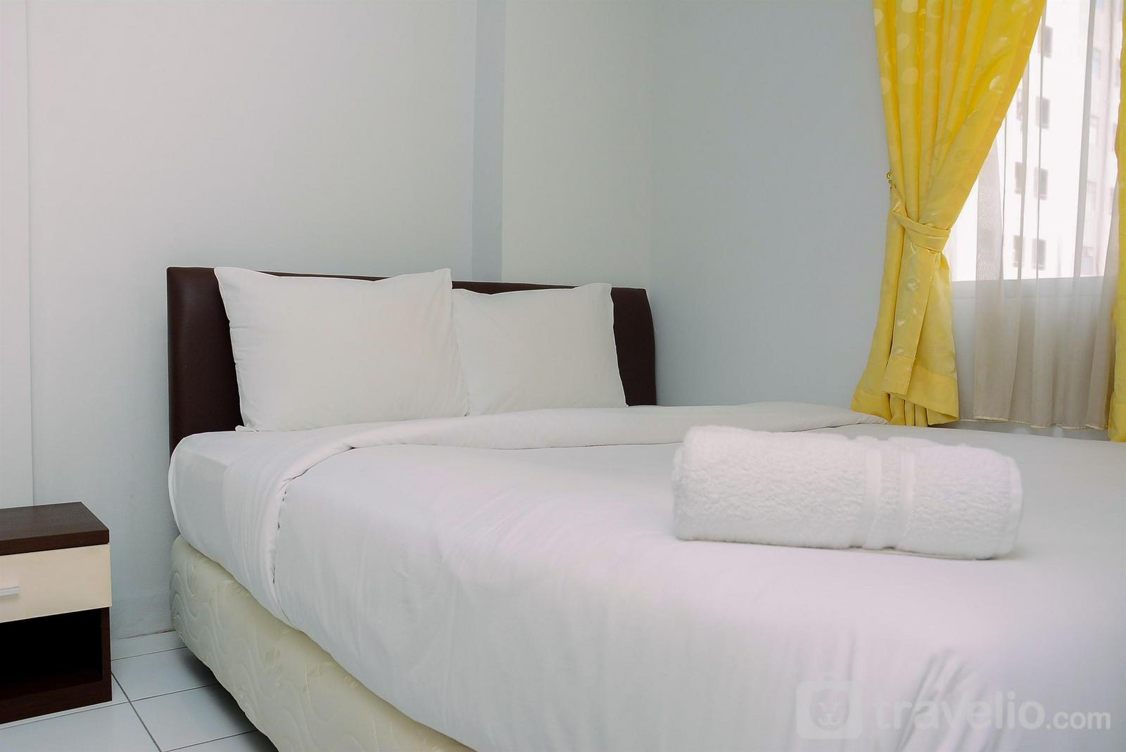 Kalibata City Apartment - Compact and Cozy 2BR Kalibata City Apartment By Travelio