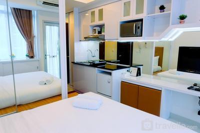 Exquisite Studio Room Capitol Park Residence By Travelio