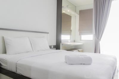 Modern Studio Apartment at Springwood Residence Tangerang By Travelio