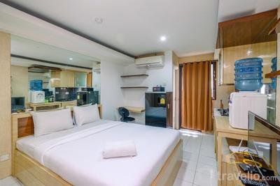 Cozy and Simply Studio at Kebagusan City Apartment By Travelio