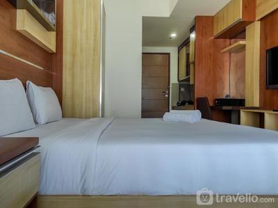 Cozy Studio at Vida View Makassar Apartment By Travelio