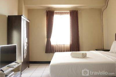 Studio at Buah Batu Park Apartment near Exit Toll Buah Batu By Travelio