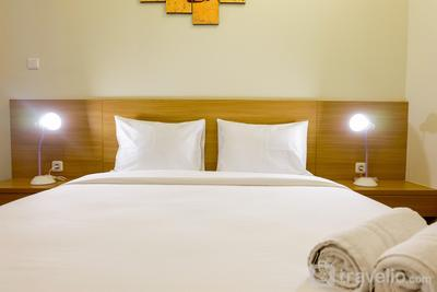 Elegant Studio Mustika Golf Residence Apartment By Travelio