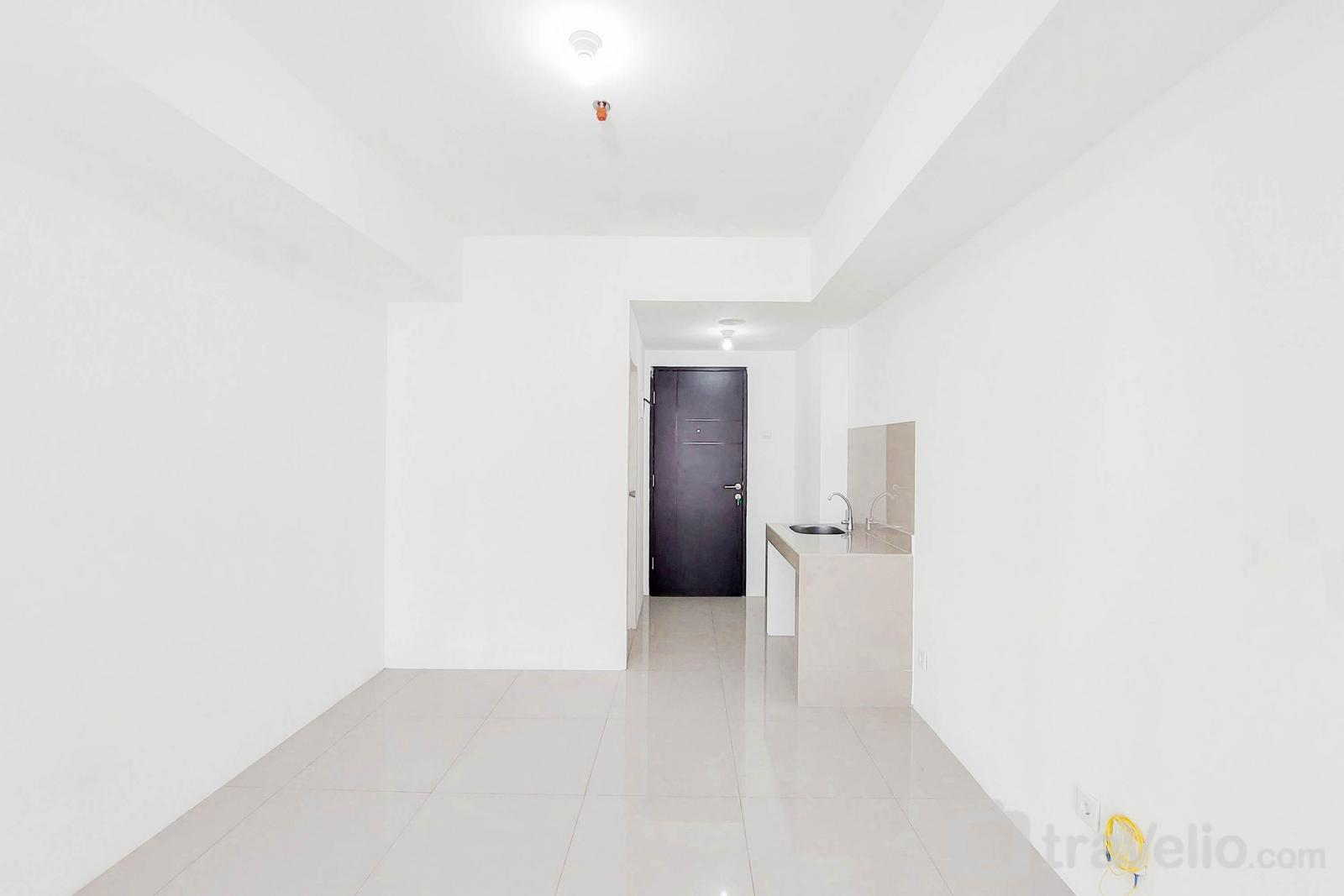 Apartemen Baileys - Unfurnished Nice and Spacious Studio Room at Baileys Apartment By Travelio