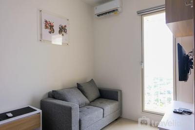 Simply 2BR at Silk Town Apartment By Travelio