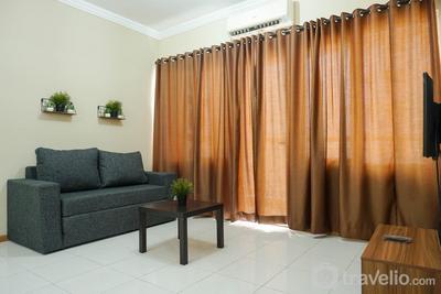 Spacious 3BR Residence at Grand Palace Kemayoran Apartment By Travelio