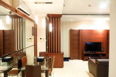 2BR Prestige Dharmawangsa Essence Apartment Suites By Travelio