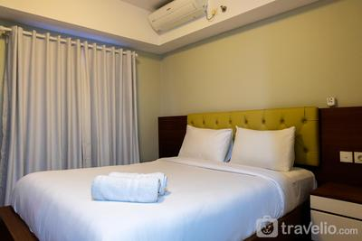 Amazing 2BR with City View The Wave Apartment By Travelio