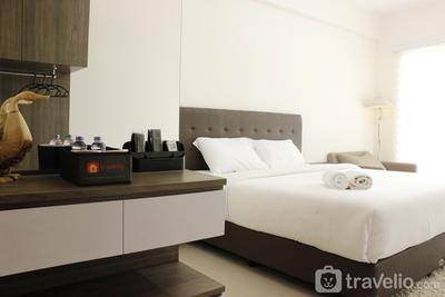 Modern Studio Apartment at Galeri Ciumbuleuit 3 By Travelio