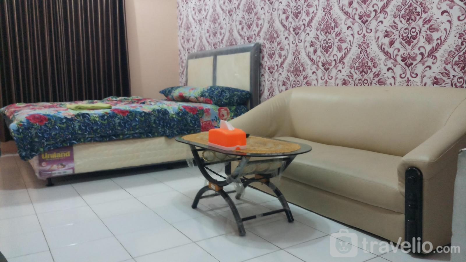 Apartemen City Park - Studio Room 28 @ City Park Cengkareng By PelangiRooms